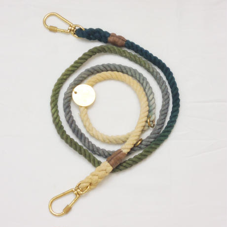Found My Animal ADJUSTABLE ROPE LEASH(THE CATSKILL)