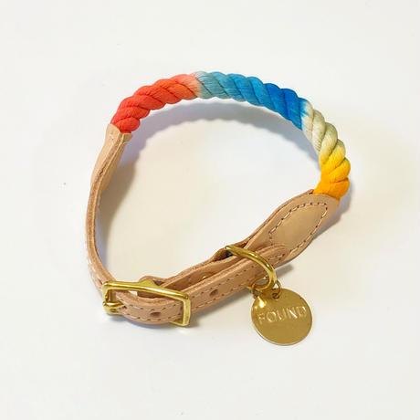 Found My Animal Rope Cat&Dog Collar (HENRI)