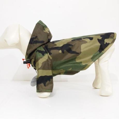 wagwear Nylon Rainbreaker  Camouflage size16-18