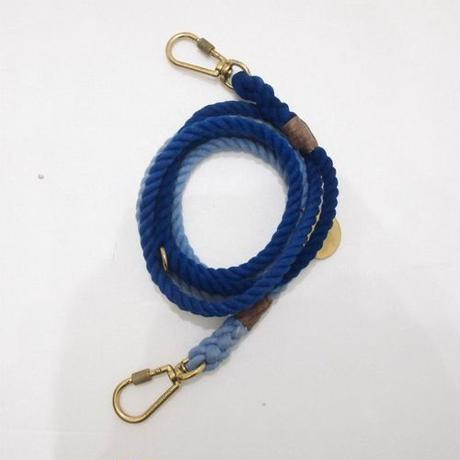 Found My Animal ADJUSTABLE DOG LEASH(Latty Blue )