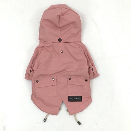 MAX BONE Talon Raincoat-Pink