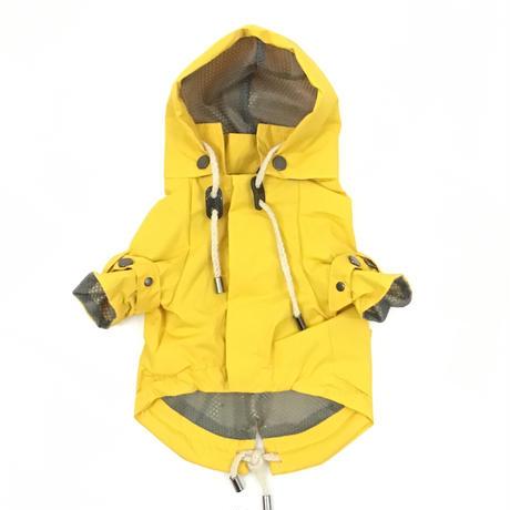 MAX BONE Talon Raincoat-Yellow