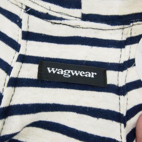 WagWear GRAPHIC NATURAL T-shirt     Anchor