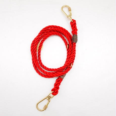 Found My Animal  ADJUSTABLE DOG LEASH(RED)