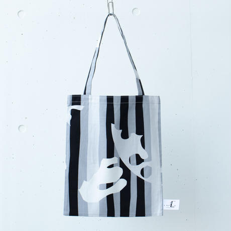 BAG_LCトート -DEEP BREATH- (GRAY)