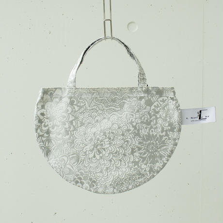 BAG_ミニRトート -ボタニカル- (ホワイト)
