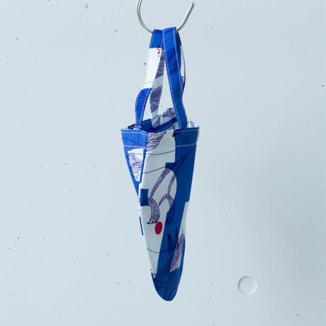 BAG_ミニRトート -MAGIC BIRD- (BLUE)