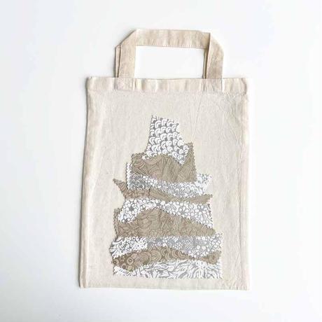 【夏休み応援特別企画】  マイエコバッグ製作キット-BOTANICAL-限定販売
