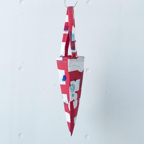 BAG_LCトート -MAGIC BIRD- (RED)