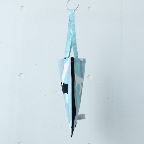 BAG_LCトート -DEEP BREATH- (AQUA BLUE)
