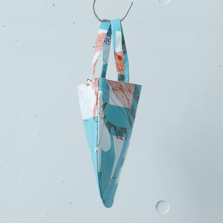 BAG_ミニRトート -MAGIC BIRD- (EMERALD GREEN)