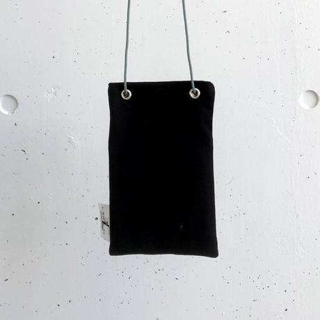 BAG_サコッシュ-BUBBLE FLOER-(SILVER)