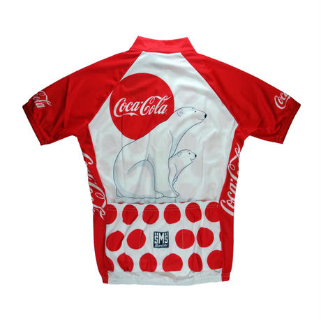 Santini Coca-Cola Polar Bear ジャージ M