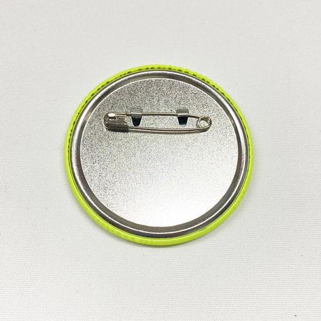 オーロラリフレクター 缶バッジ / 5.5cm