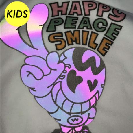 【KIDS】はっぴーすマンフラッシュTシャツ