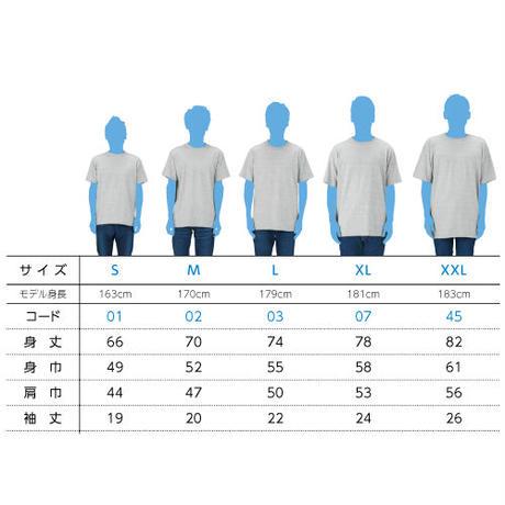 はっぴーすマンフラッシュTシャツ