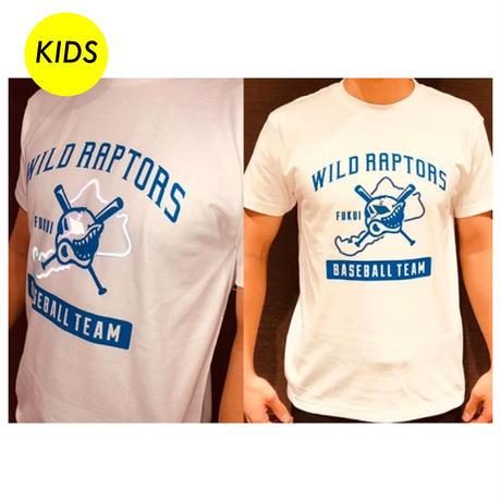 【KIDS】ワイラプ×LIGHT FORCE コラボTシャツ(デザインB)