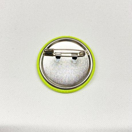 オーロラリフレクター 缶バッジ / 3cm
