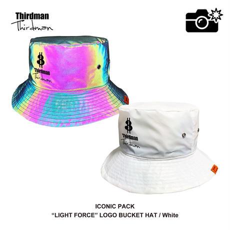 LIGHT FORCE × Thirdman コラボバケットハット