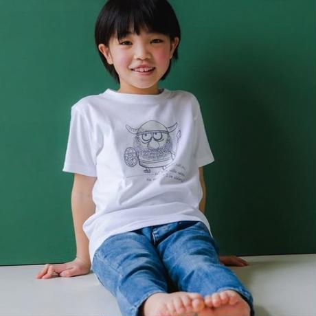 【KIDS】バイキングTシャツ