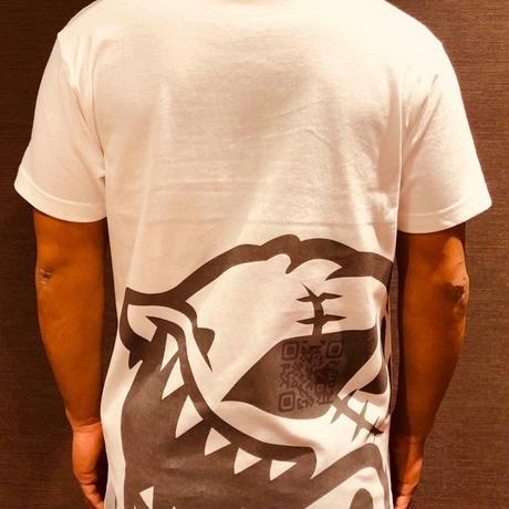 ワイラプ×LIGHT FORCE コラボTシャツ(デザインC)