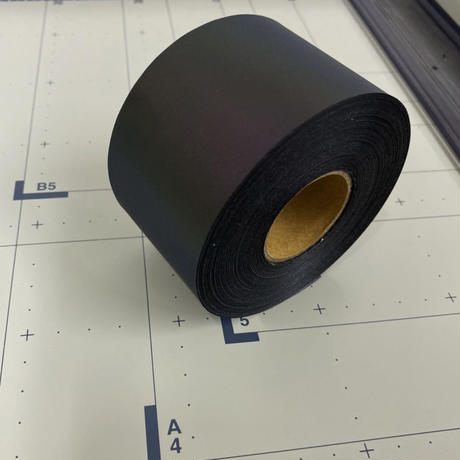 【LIGHT FORCE®︎】オーロラリフレクターテープ 50mm幅 ブラック