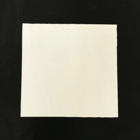 【LIGHT FORCE®︎】オーロラリフレクター生地サンプル 10cm角 ホワイト(透け感あり)