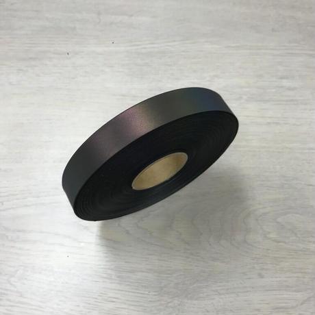 【LIGHT FORCE®︎】オーロラリフレクターテープ 15mm幅 ブラック(在庫限り)