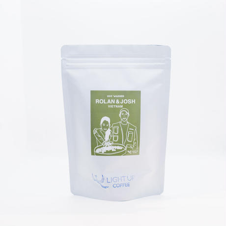ROLAN&JOSH - VIETNAM washed 150g