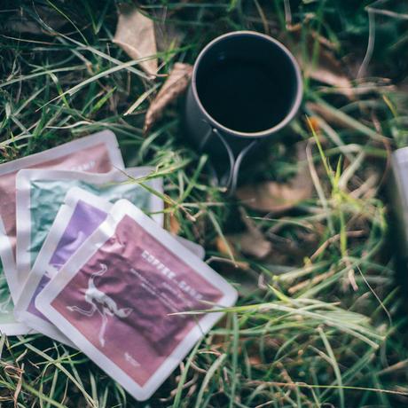 キャンプのためのコーヒー COFFEE for CAMP アソートセット