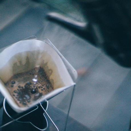 キャンプのためのコーヒー COFFEE for CAMP シングルセット