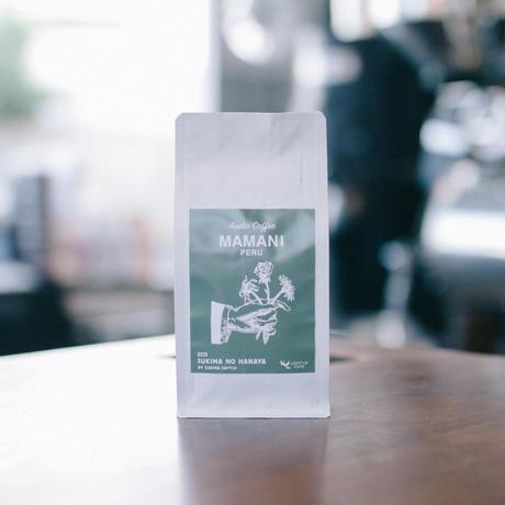 audio coffee MAMANI PERU 150g