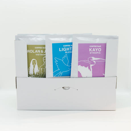 COFFEE BAG 7個セット