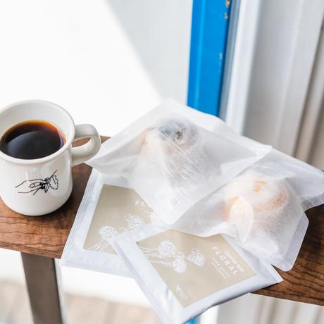 【母の日コーヒーギフト】コーヒーバッグ8個+ウィークエンドシトロン4個