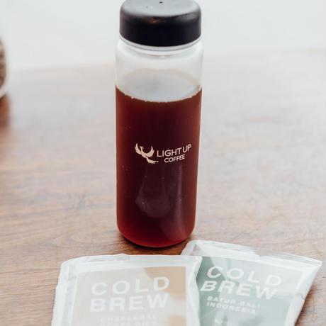 水出しコーヒーパック 8個 専用ボトルセット