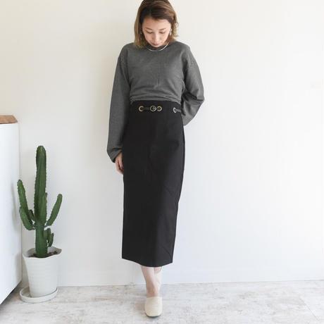 【Days デイズ】ベルト付きタイトスカート sk0014