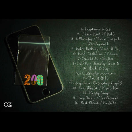 200 -Two hundred- (MIX CD)