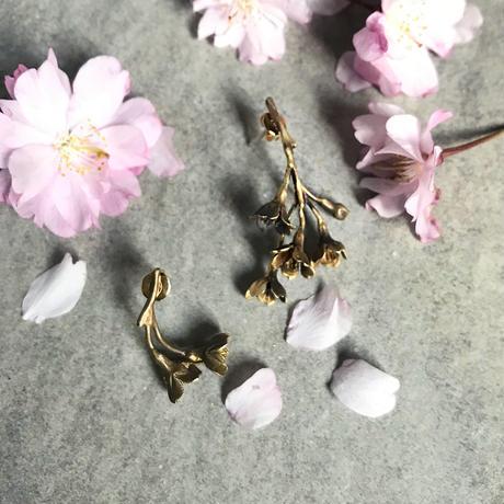 桜のピアス*