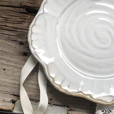 [ YARNNAKARN ]Manosque Service Plate