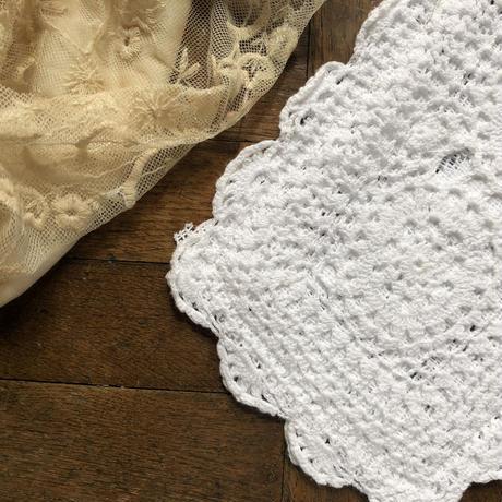 レース編みのミニショルダーバッグ* 2color