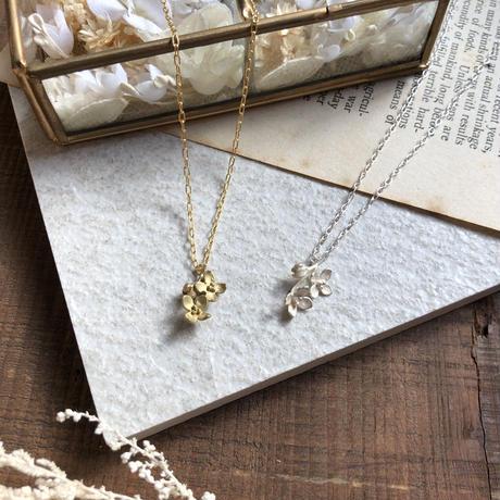 金木犀のネックレス* Gold