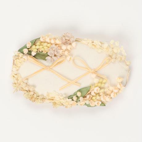 【Wedding*】スズランの台座リングピロー*