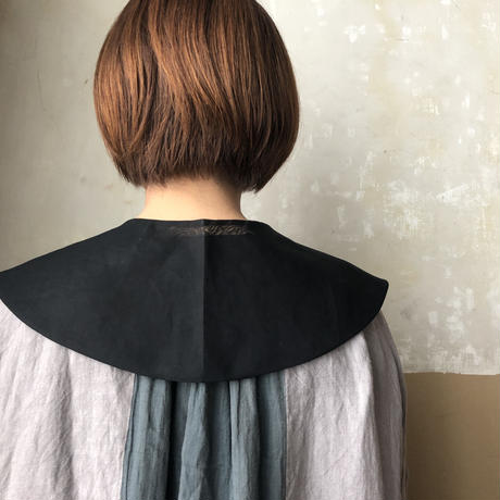 オーガンジーのつけ襟* 2color