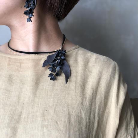 スズランの2wayネックレス* 2color