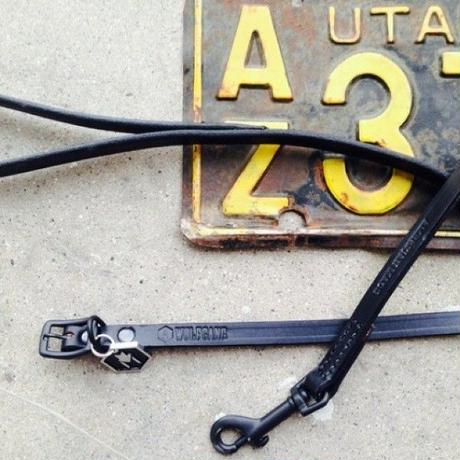 Latigo LEATHER LEASH (  L サイズ )