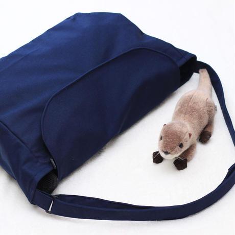 【オーダー】ペット用スリング 帆布ネイビー