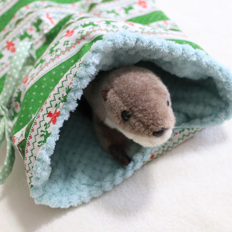 くつした寝袋☆Green