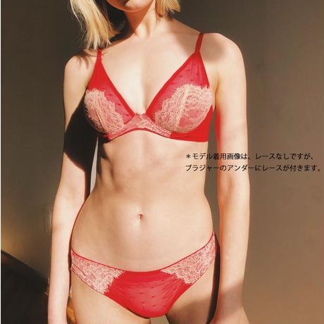 Polka Dot Berry Bikini