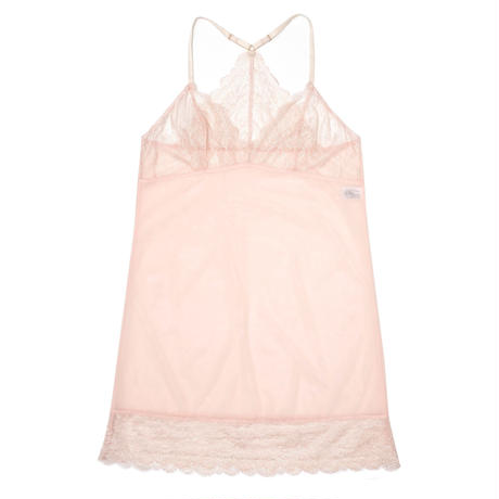 Light Pink Back Lace Slip