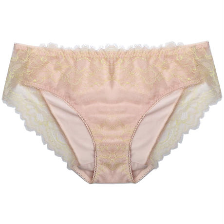 Peach Rose Baby Pink Normal Bikini